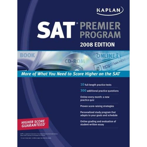 Sat essay preparation book